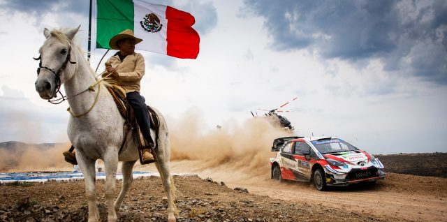 FIA World Rally Championship / Rally Mexico / Ogier seals sixth win as event ends early